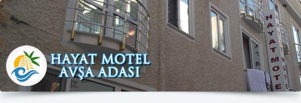 Hayat Motel Avşa